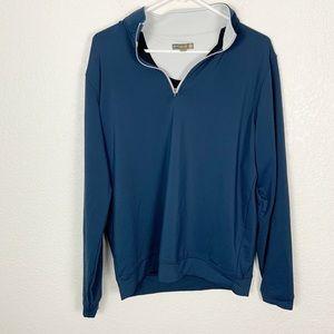 Peter Millar 1/4 Zip Pullover Medium